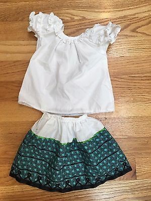 American Girl Doll Josefina's Feast Day/Birthday Outfit