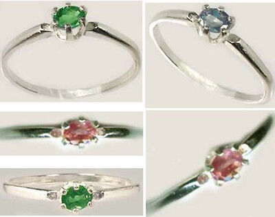 Alexandrite Ring ¼ct Antique 19thC Russia Natural Color-Change Genuine Handcut