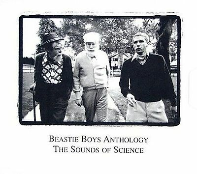 Beastie Boys - Anthology: The Sounds Of Silence - Cd - New