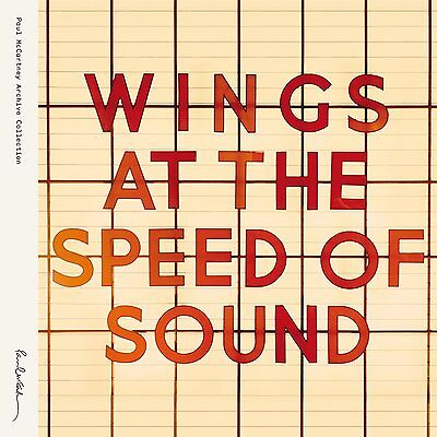 Paul Mccartney And Wings - The Speed Of Sound - Cd 2Cd - New