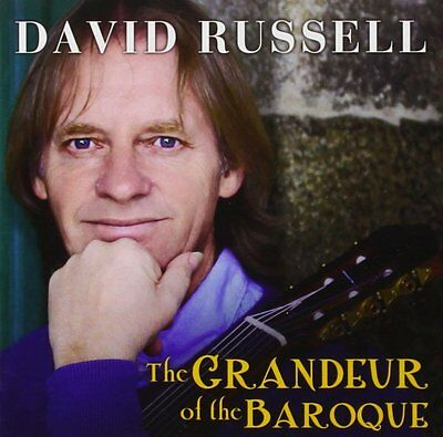 Russell David - The Grandeur Of The Baroque - Cd - New
