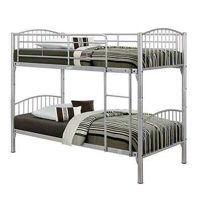 Corfu Bunk Bed Silver