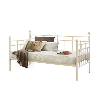 Lyon Day Bed Black, Cream