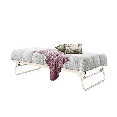 Trundle Guest Bed Cream, Black