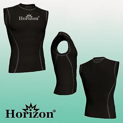 Men's Compression & Base Layer Sleeveless Top