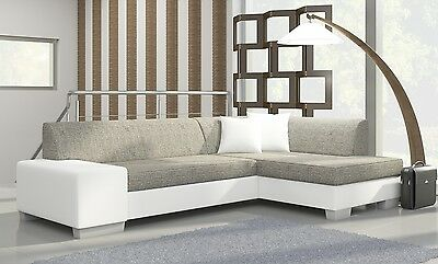 Wohnlandschaft Couch Sofa Felix Polstergarnitur Couchgarnitur Top