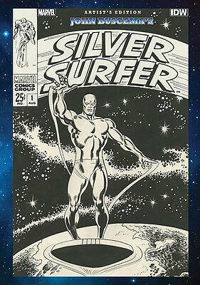 John Buscema's Silver Surfer (Artist's Edition) (Limited Edition)