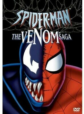 Spider-Man: The Venom Saga (2005, DVD NEW)