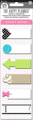 Create 365 Me & my big ideas Happy Planner sticky notepads