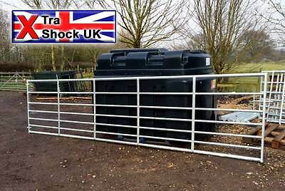 15ft Hot Dipped Galvanised Field Gate