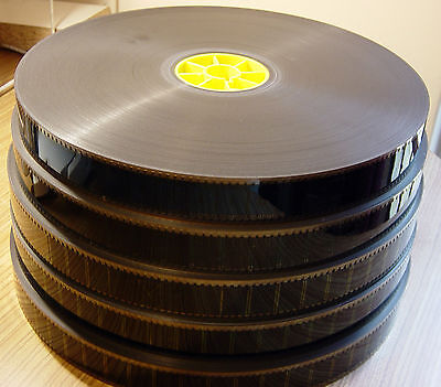 35mm MOVIE CINEMA FEATURE FILM:  MONKEY TROUBLE (1994) 5 Reels. Family comedy.