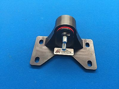 Billet Uprated Poly Diff Mount For Ford Sierra & Escort Cosworth Group A Black
