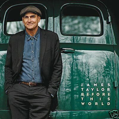 James Taylor - Before This World (Deluxe Edition) - Cd+Dvd - Neu