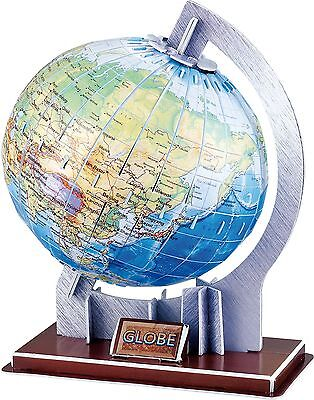 3D Globe World Sphere Jigsaw Puzzle