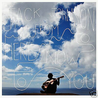 Jack Johnson - From Here To Now To You - Vinyl Lp - Neu