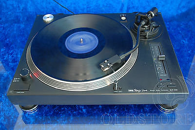 ►Img Stage Line Djp 200◄Record Deck Turntable Piatto Giradischi Dj Record Player