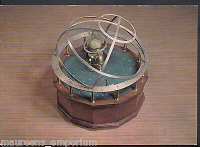 Science Museum Postcard - Small Orrery Made By Troughton, London  MB2408