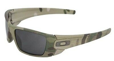 Oakley Fuel Cell US Multicam Army OCP Camouflage Brille Sonnenbrille Made USA