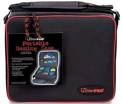 Borsa Ultra Pro Portable Gaming Deck Case Valigia Bag mtg Magic YuGiOh Pokemon