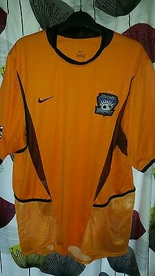 San Jose earthquakes football shirt Nike away very rare large