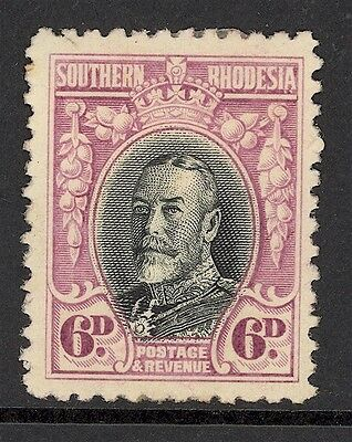 Southern Rhodesia, Mint, 22, Og Hr, Magnificent Centering