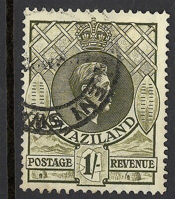 Swaziland, Used, 27-34, Most Wonderful Centering, (1) Shown