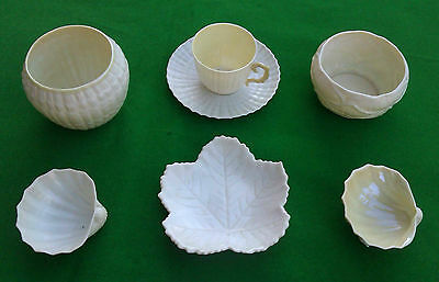 Belleek - Selection Of Items
