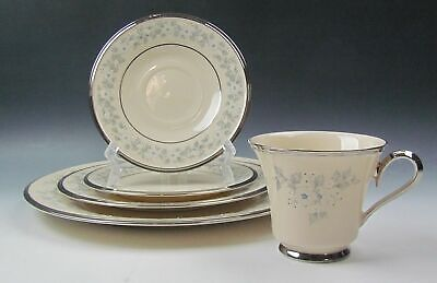 Lenox China WINDSONG 5 Piece Place Setting(s) EXCELLENT