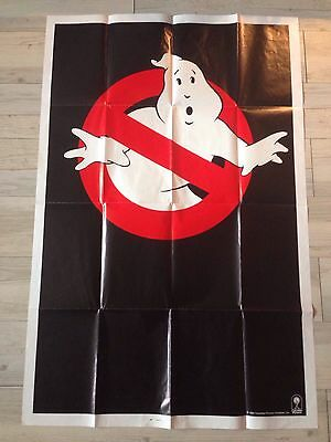 Ghostbusters Original Teaser One Sheet Cinema Poster