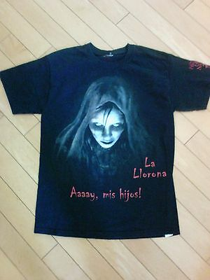 Universal's 2010 Halloween Horror Night La Llorona T Shirt