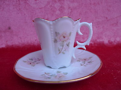 beautiful,antique Collection cup__Moccha Cup (Espresso cup)___Limoges