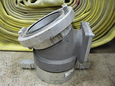 5 Storz x 4-1/2 NH Fire Hydrant Adapter