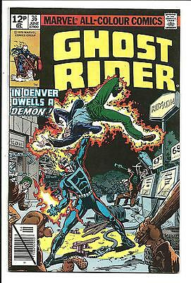 GHOST RIDER (Vol.1) # 36 (JUNE 1979), VF/NM