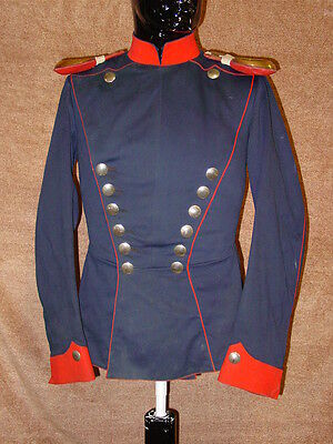 WW1 GERMAN ULAN TUNIC WITH SHOULDER BOARDS Ulanen Regt Nr 5