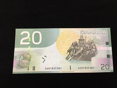 $10 BANK OF CANADA BC-68a-i Jenkins Dogde FET9567172 PRINTED 2004 C-Unc