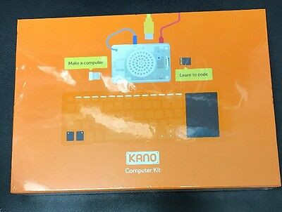 Kano Build Your Own Computer Kit/Learn to Code