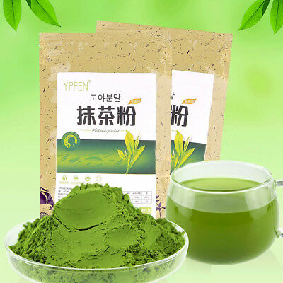100g Japanese Matcha Green Tea Powder Natural Lose Weight Healthy Body Best Gift