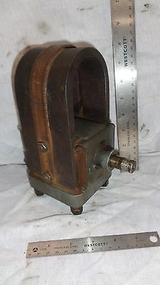 Associated or United 4 bolt tall magneto for hit miss engine