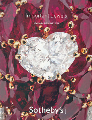 Sotheby's  Important Jewels New York 2/2/11 Sale 8716