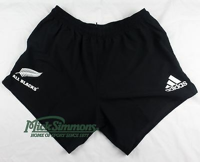 NEW All Blacks 2017 Men's Supporter Shorts by adidas