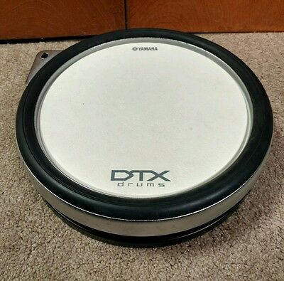 """Yamaha XP120SD 3-Zone 12"""" DTX Electric Snare Drum Pad"""