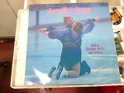 "The Music Of Torvill & Dean - 4 Track - 12"" Single"