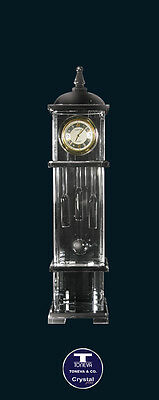 """[SPECIAL OFFER] """"Great Grandfather"""" Austrian Crystal Clock was AU$270.00"""
