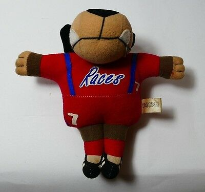 Wacky Races Vintage Muttley Soccer Outfit Plush Prize Toy 1991 from Japan