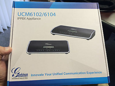 Grandstream UCM6102 Innovative IP PBX Appliance