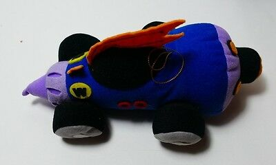 Wacky Races Vintage Mean Machine #00 Plush Prize Toy 1991 from Japan