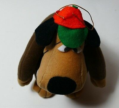 Wacky Races Vintage Muttley Orange/Green Beanie Plush Prize Toy 1991 from Japan