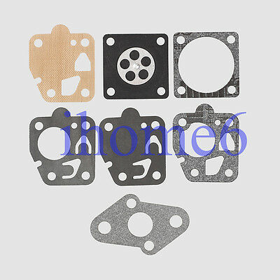 Carburetor Diaphgram Gasket Carb Kit For Homelite Shindaiwa 99909-105 A98064-11