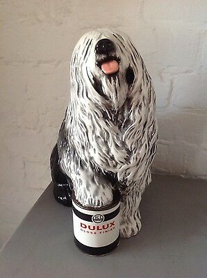 Dulux Paint Advertising Sheepdog By Beswick