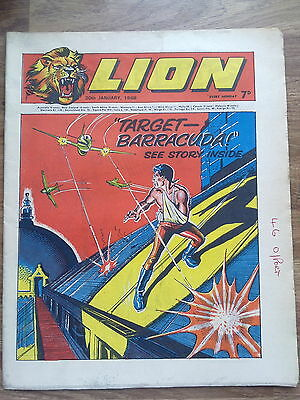 Lion,  1968,    (  Used Condition, ) 8